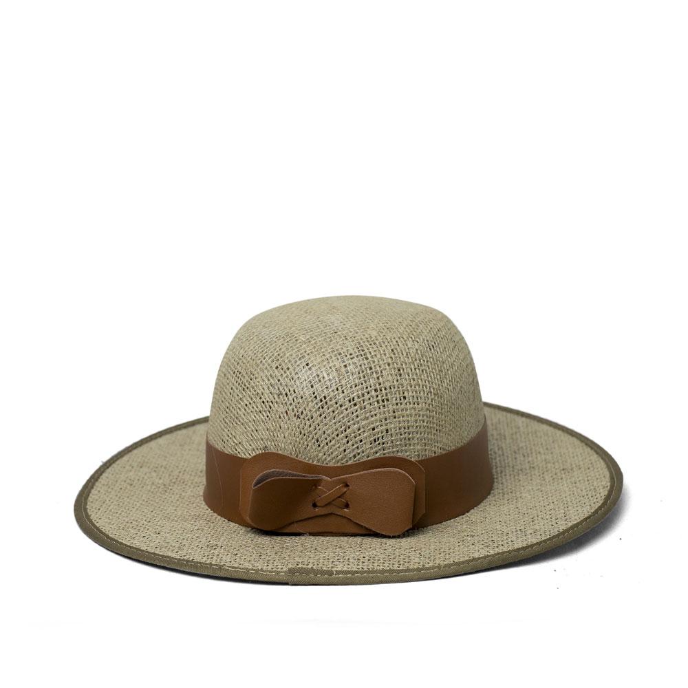 Chapéu de Juta Fem. Jacto - Bege Claro