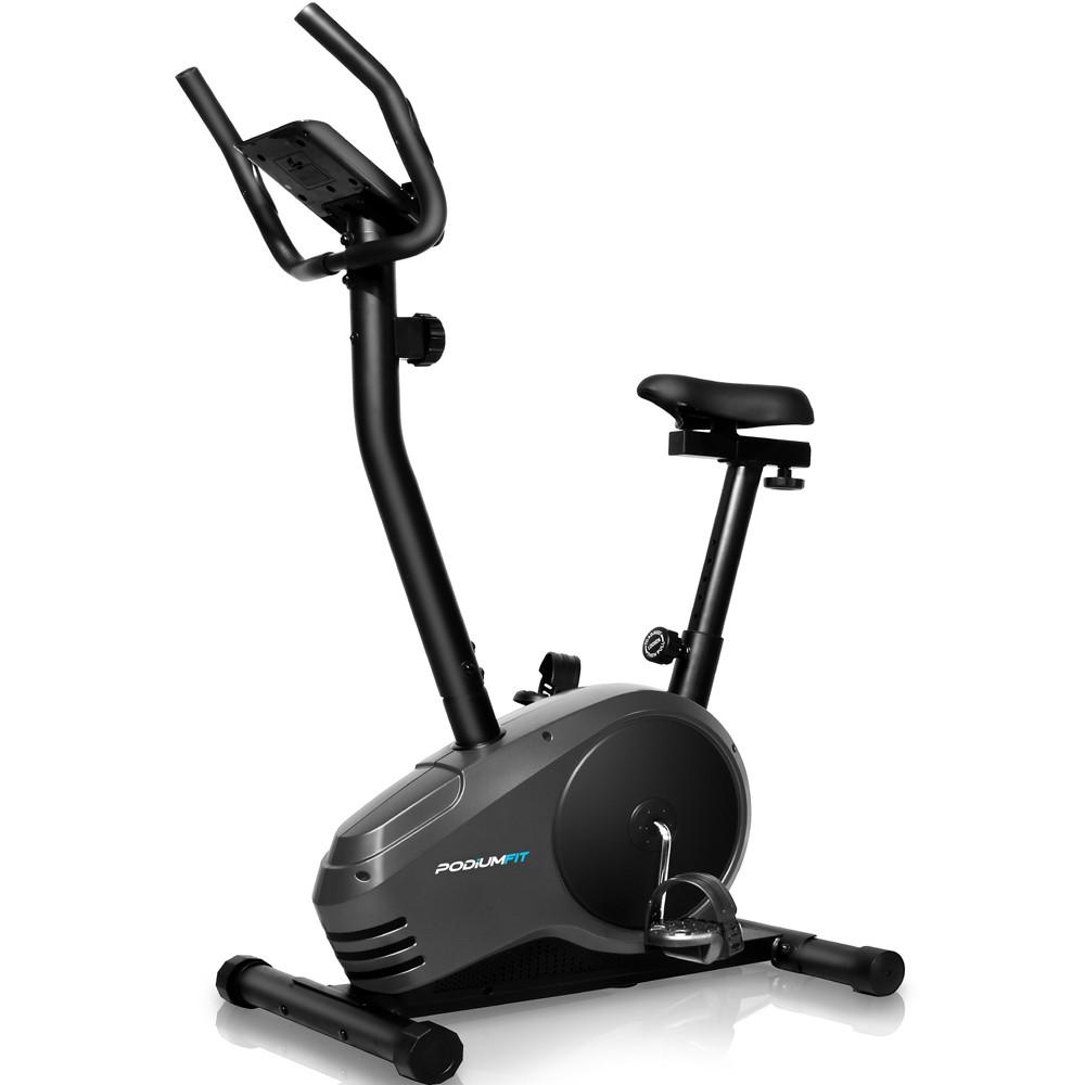 Bicicleta Ergométrica PodiumFit V300 - Magnética - 8cargas - Silenciosa