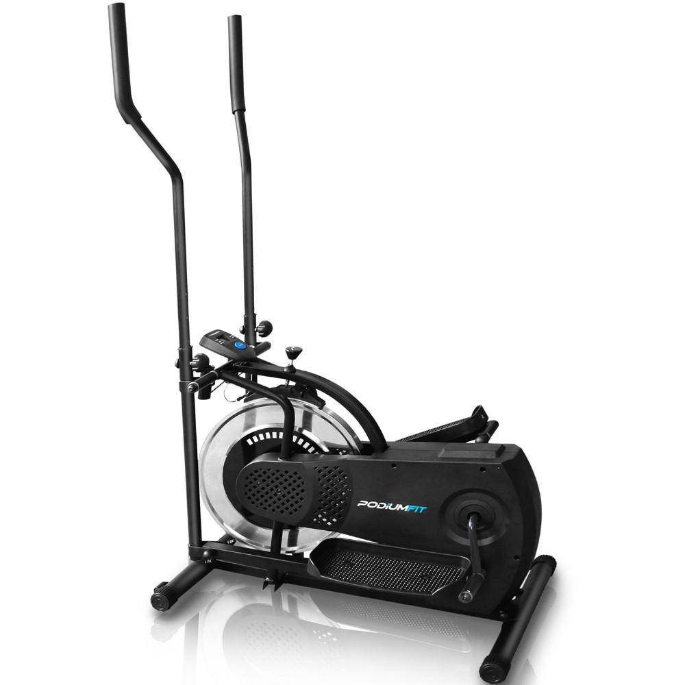 Elíptico Spinning PodiumFit BE100 - Roda 5kg - Silenciosa