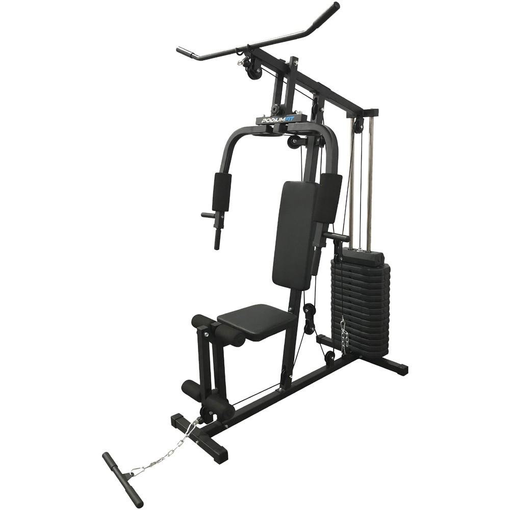 Estação De Musculação Academia Podiumfit Me200 - 65kg