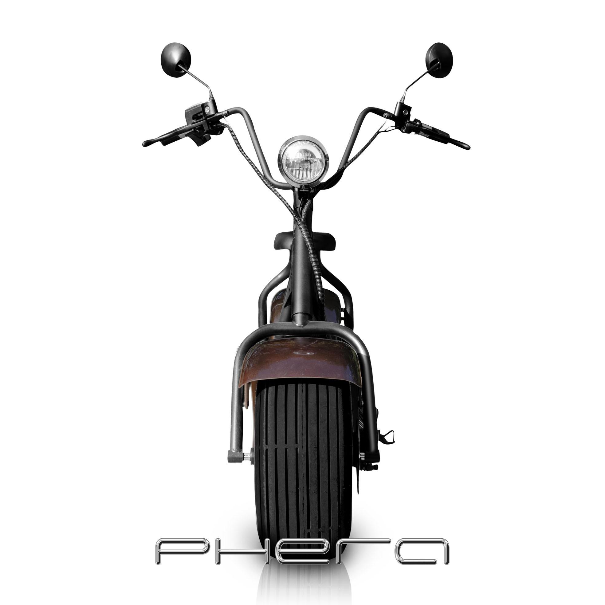 Moto Elétrica Scooter Phera F300 1500w 45kmh max180kg