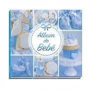 Álbum do Bebê - Azul