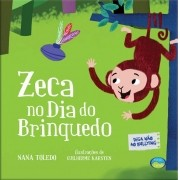 Zeca no Dia do Brinquedo - Diga não ao Bullying