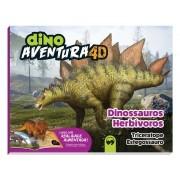 Dino Aventura 4D - Herbívoros
