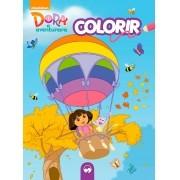 Explosão de Cores - Dora a Aventureira