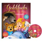 Goldilocks and the Three Bears (Cachinhos Dourados) - Meu Primeiro Livro Bilíngue