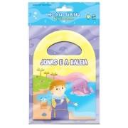 Jonas e a Baleia - Hora do Banho Bíblico