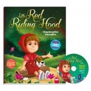 Little Red Riding Hood (Chapeuzinho Vermelho) - Meu Primeiro Livro Bilíngue