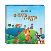 O Gato e o Rato - Pop-Up Fábulas