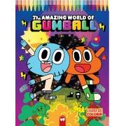O Incrível Mundo de Gumball - Livro Gigante