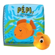 Pépi, o Peixinho - Tá na Hora do Banho