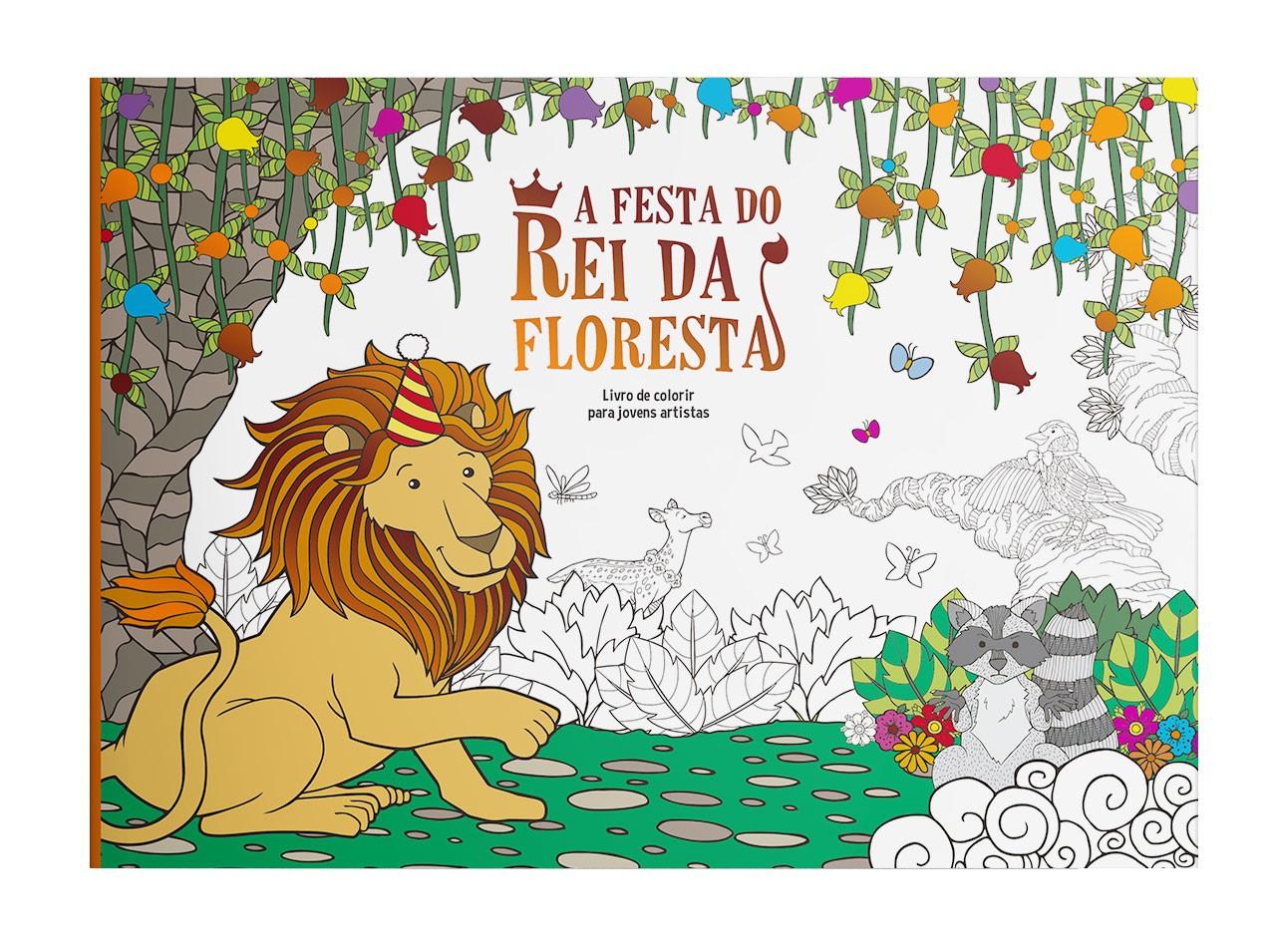A Festa do Rei da Floresta - Jovens Artistas