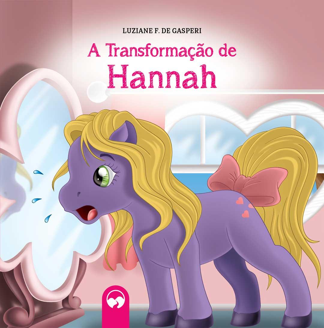 A Transformação de Hannah - Literatura Encantada
