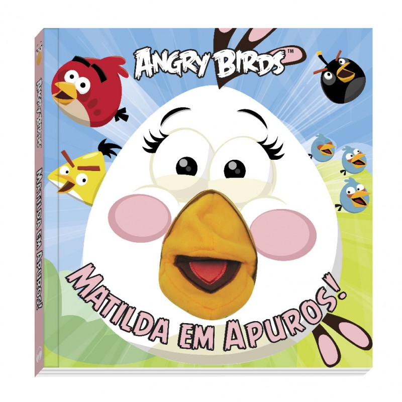 Matilda em Apuros - Angry Birds