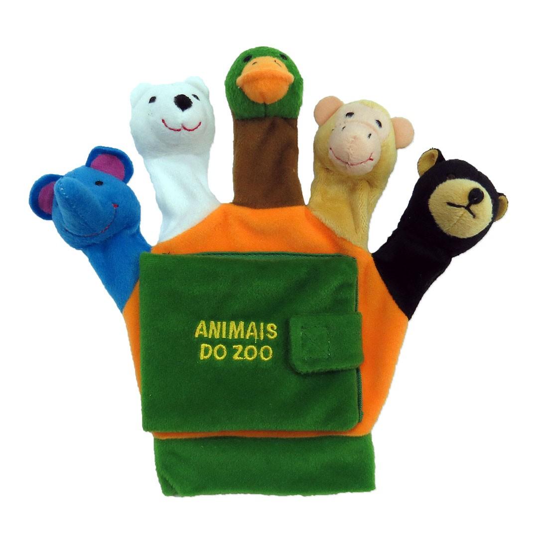 Animais do Zoo - Luvinha