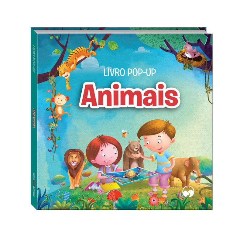 Animais - Pop-Up Rimas