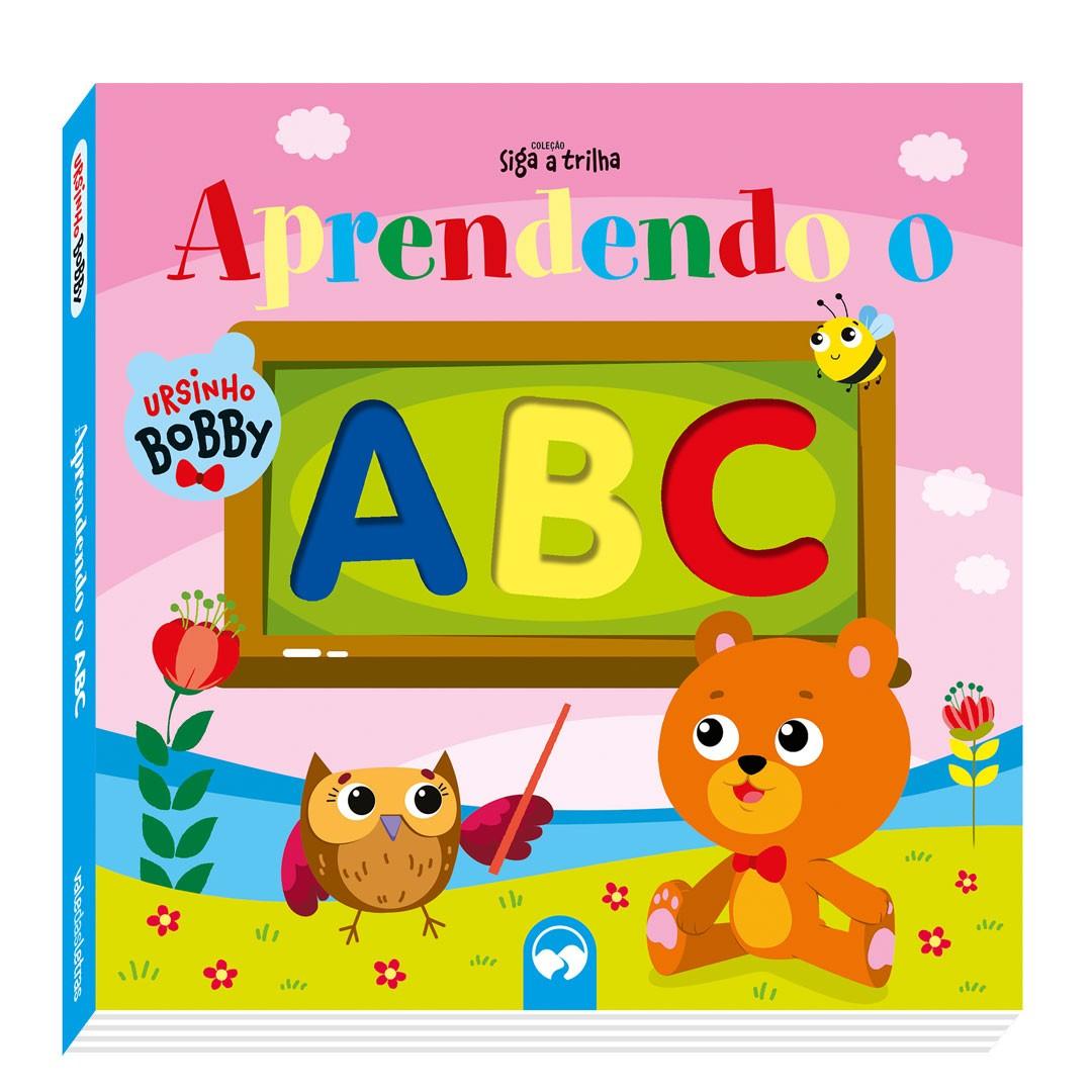 Aprendendo o ABC - Siga a Trilha