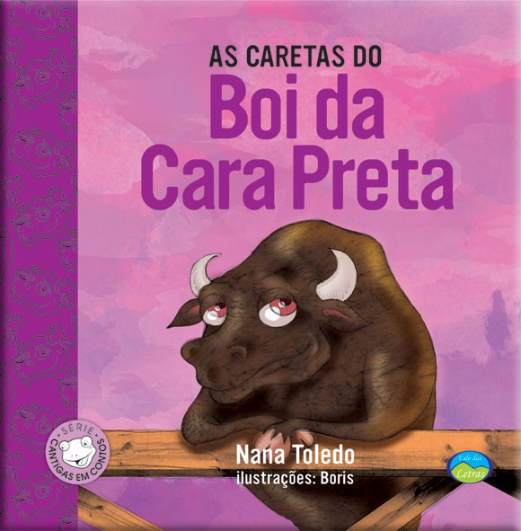 As Caretas do Boi da Cara Preta - Cantigas
