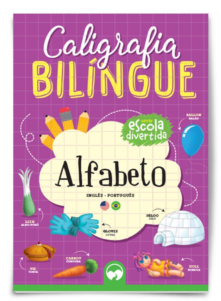 Caligrafia Bilíngue - Alfabeto