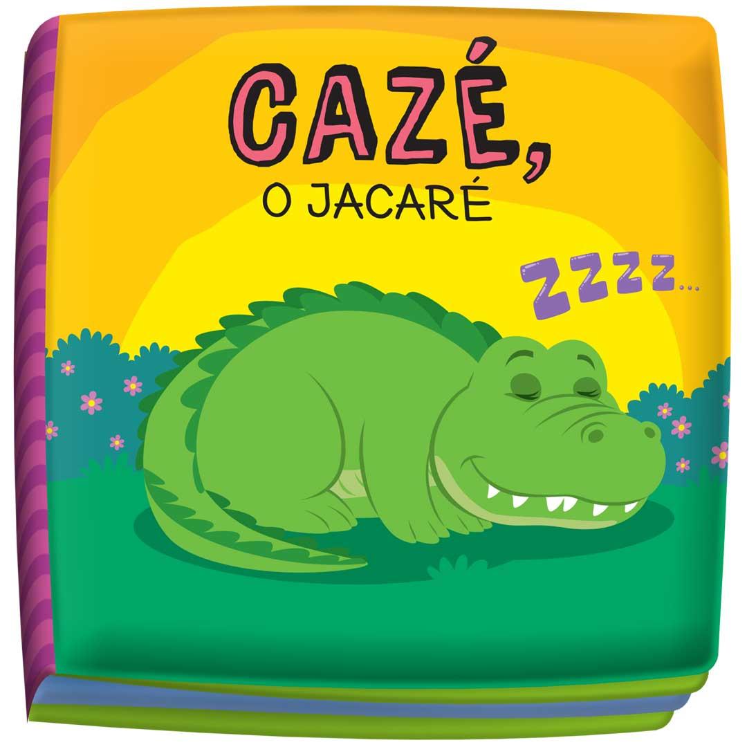 Cazé, o Jacaré - Tá na Hora do Banho