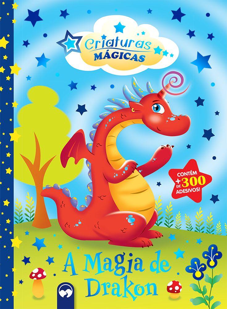 A Magia de Drakon - Criaturas Mágicas