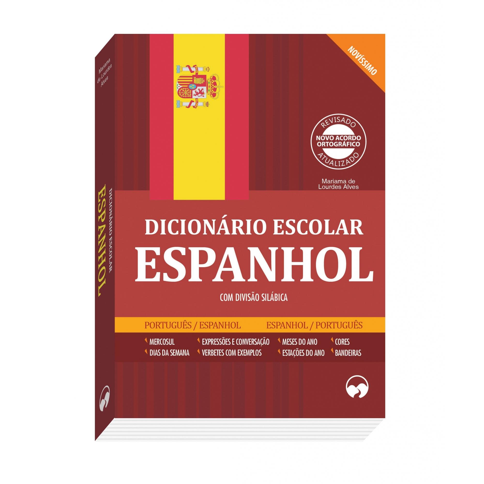 Dicionário Escolar Vale - Espanhol