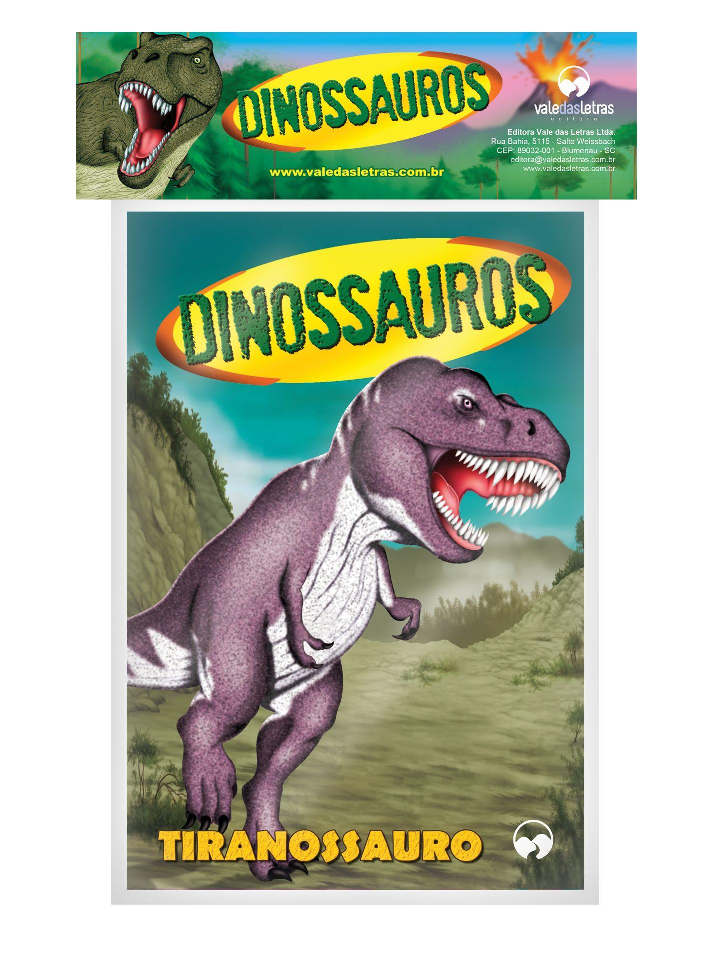 Dinossauros - Econômicos