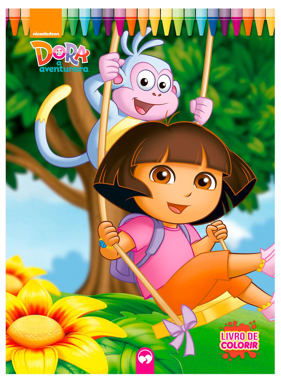 Dora, Aventureira - Livro Gigante