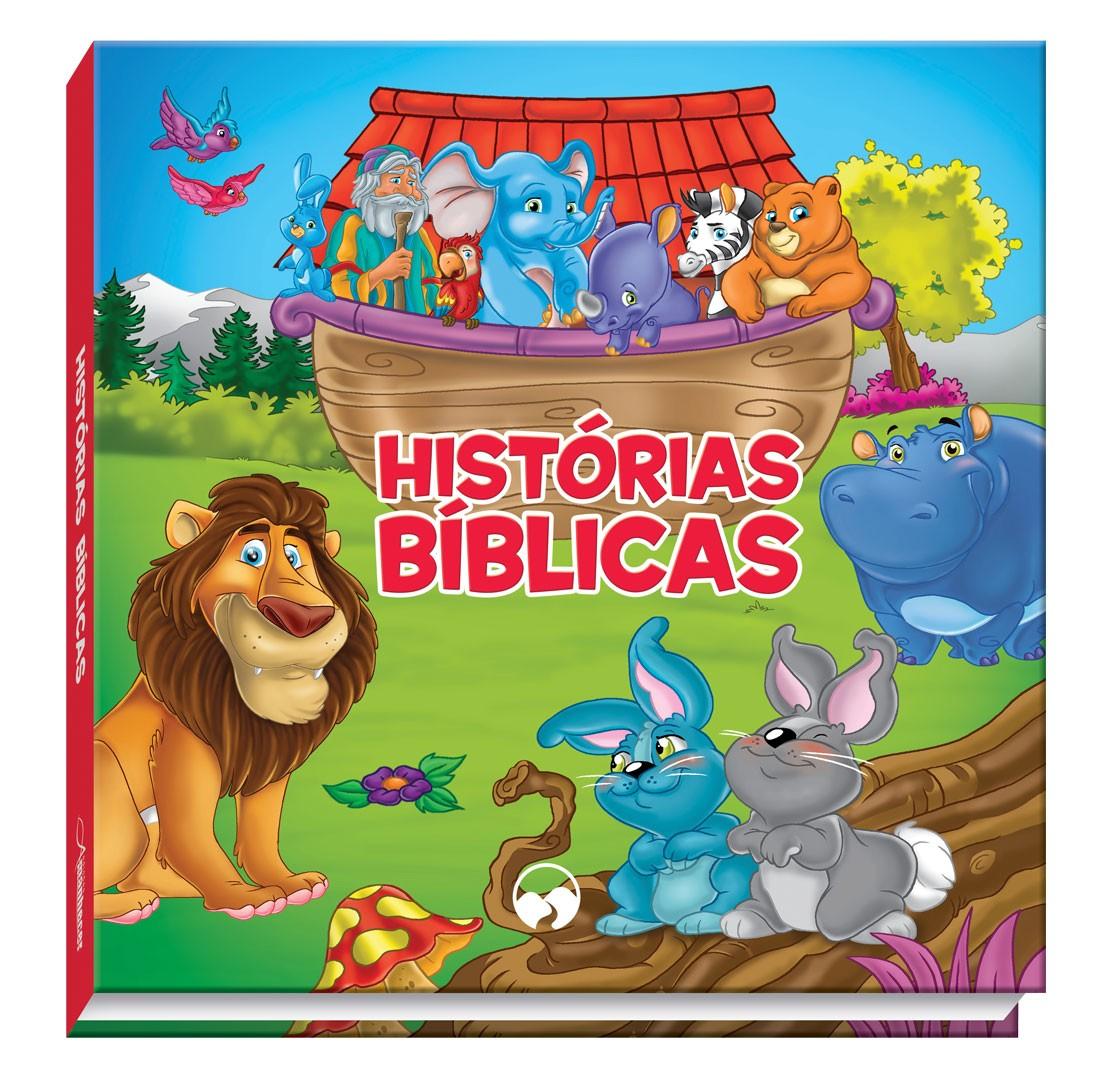 Histórias Bíblicas - Clássicos Almofadados