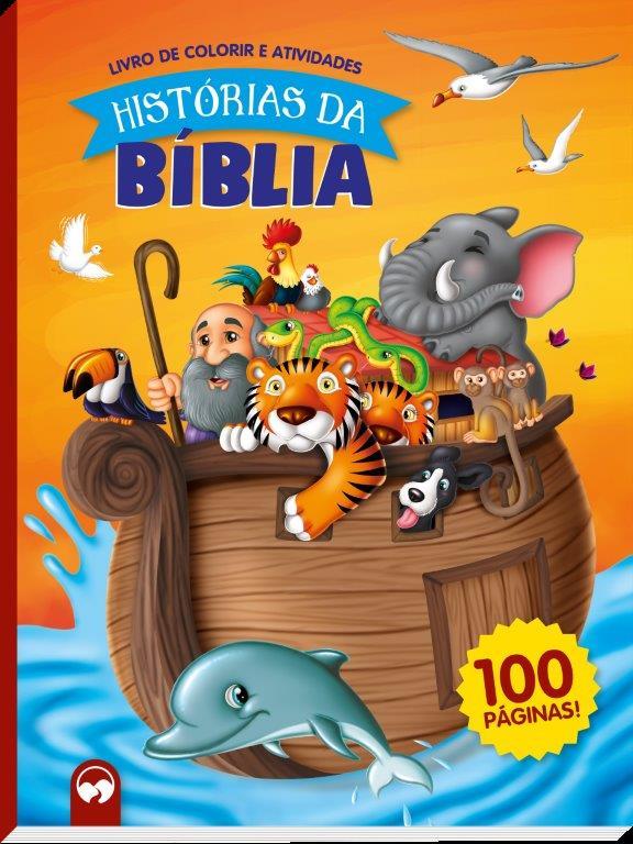Histórias da Bíblia - 100 Páginas