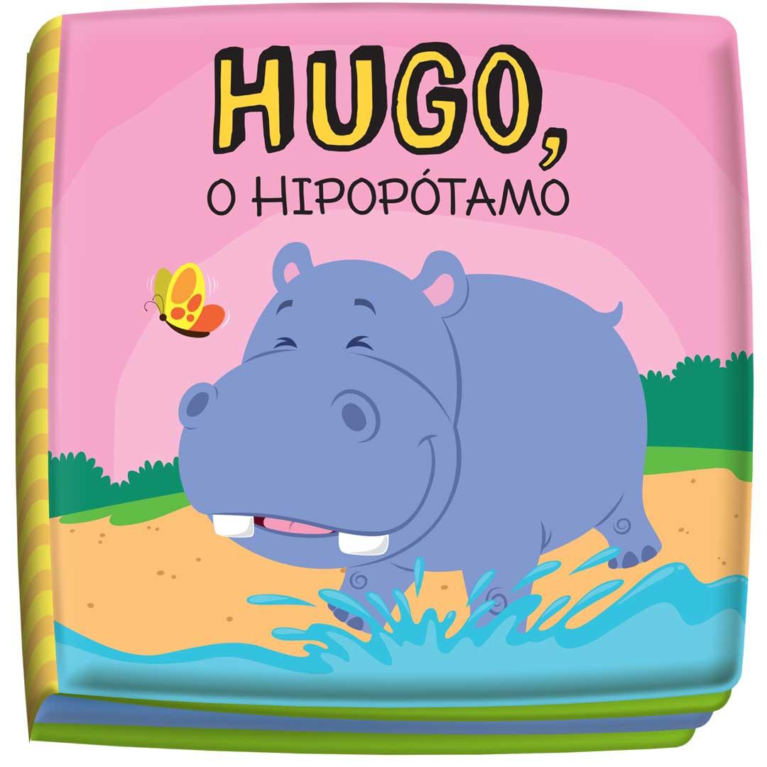 Hugo, o Hipopótamo - Tá na Hora do Banho