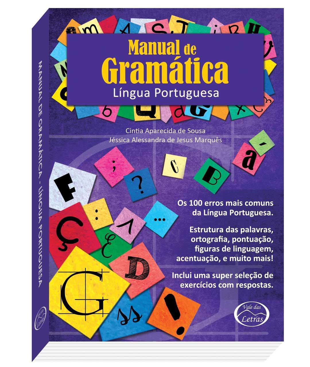 Manual de Gramática da Língua Portuguesa