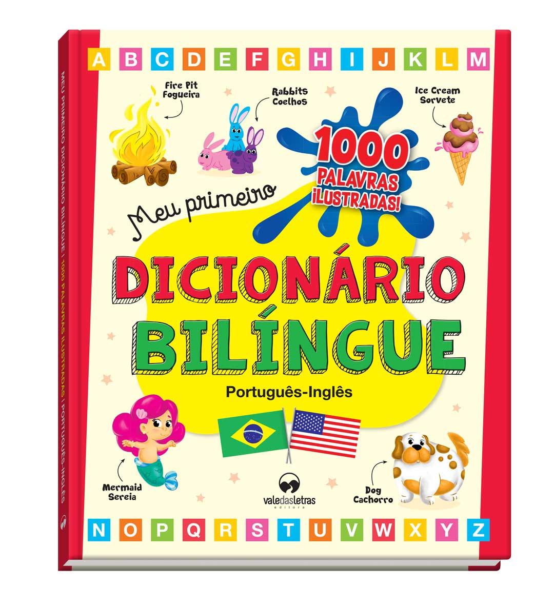 Meu Primeiro Dicionário Bilíngue