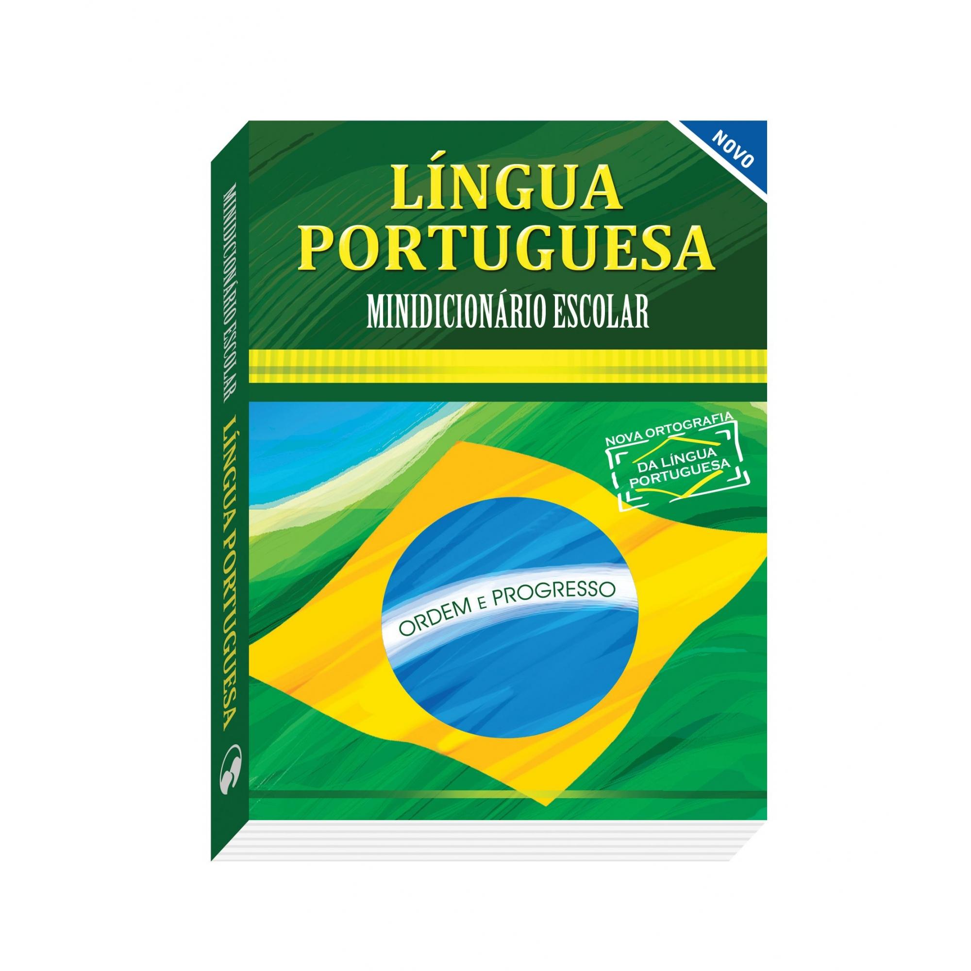 Minidicionário Escolar Vale - Língua Portuguesa