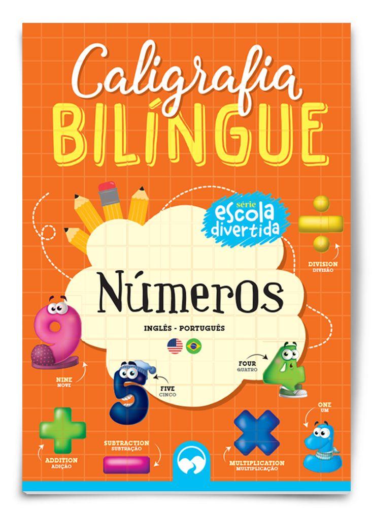 Caligrafia Bilíngue - Números