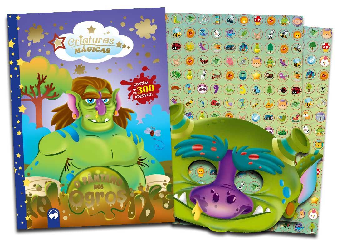 O Pântano dos Ogros - Criaturas Mágicas