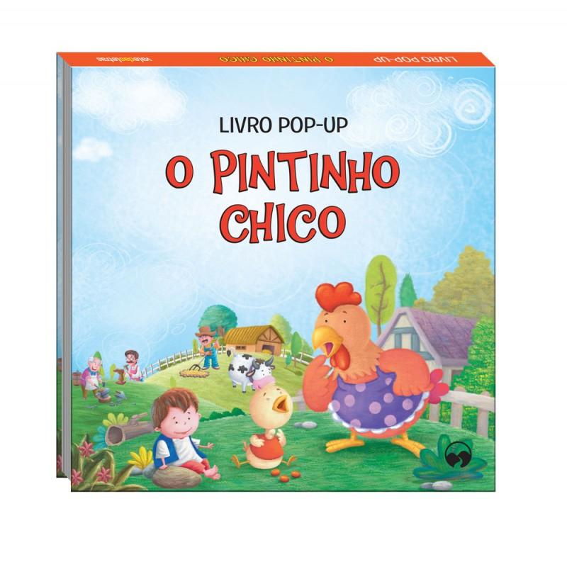 O Pintinho Chico - Pop-Up Fábulas