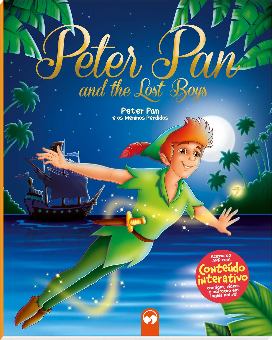 Peter Pan - Meu Primeiro Livro Bilíngue