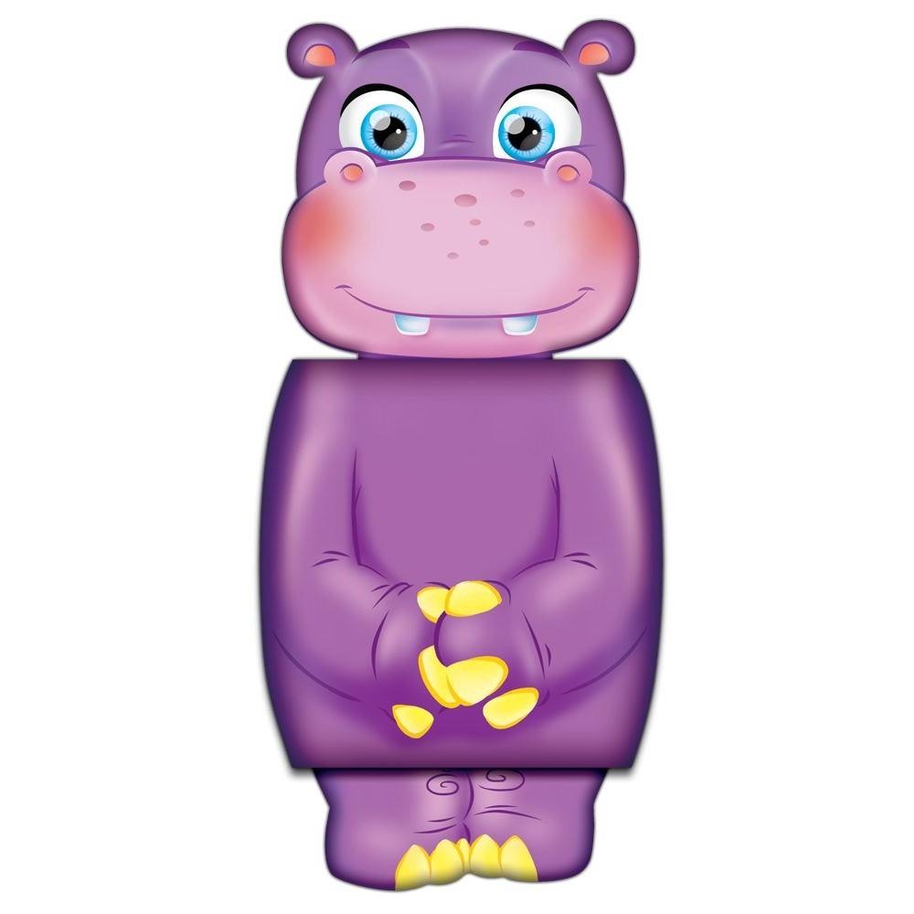 Popó, o Hipopótamo - Meu Livro Mascote