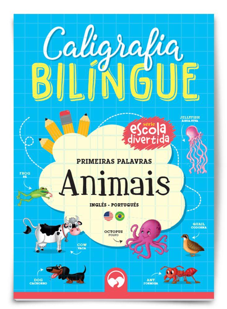 Caligrafia Bilíngue - Animais