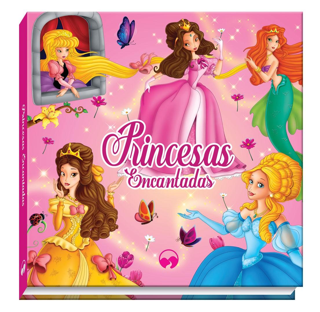Princesas Encantadas - Almofadados