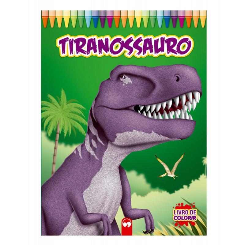 Tiranossauro - Livro Gigante
