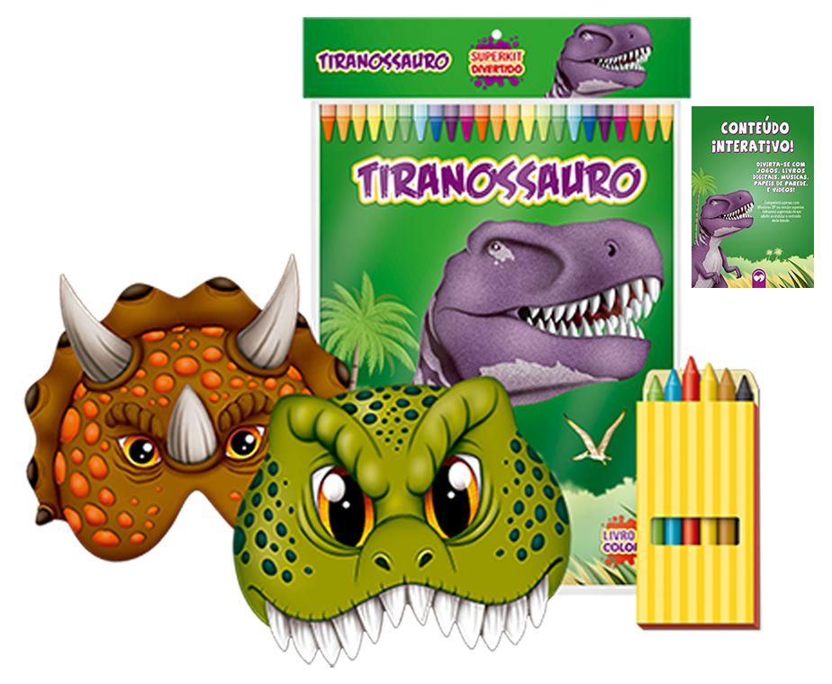 Tiranossauro - Superkit Animado