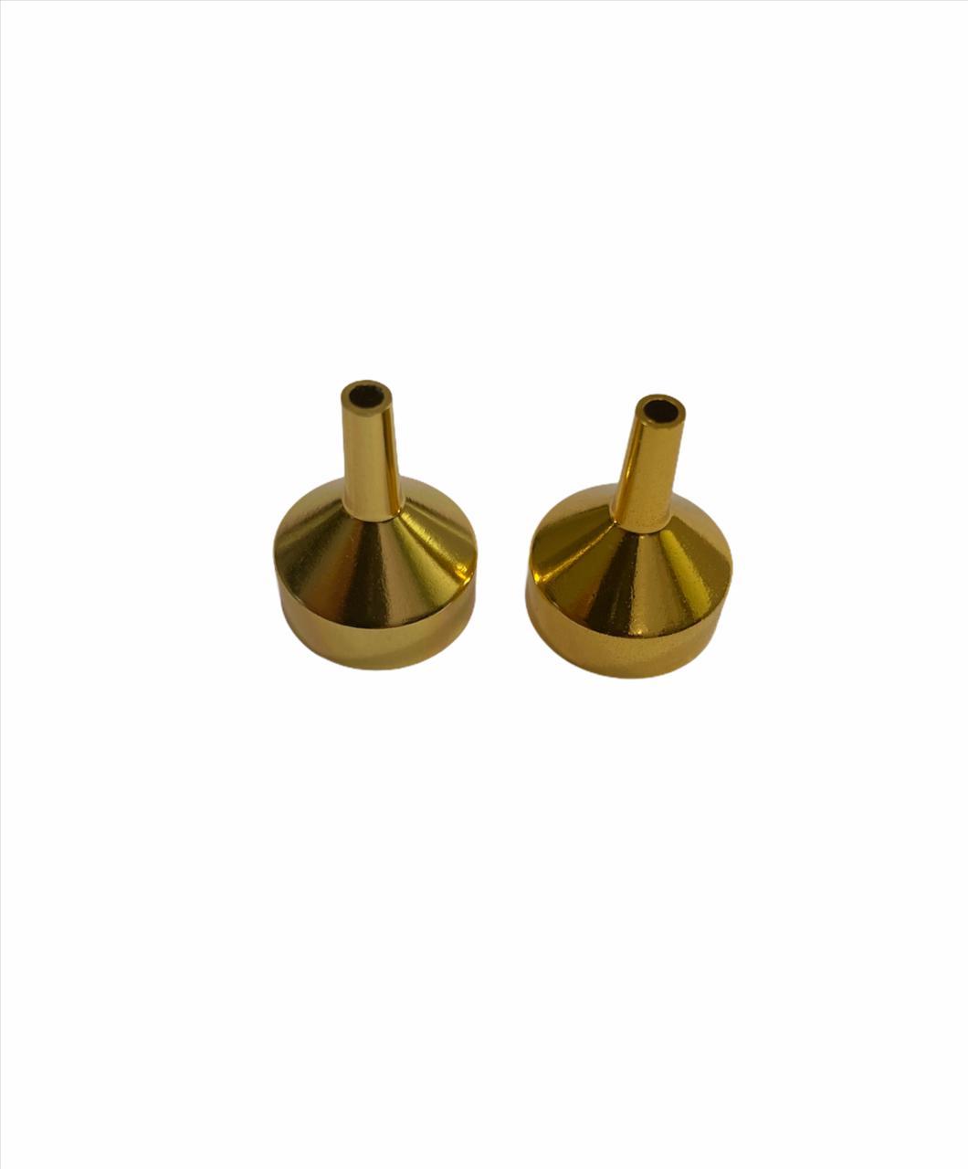02 Funis Metal Dourado