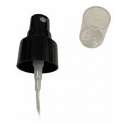50 Válvula Spray R.24mm Baixa Preta (24/410)