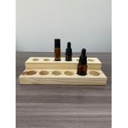 Porta óleo Madeira Pinus Modelo 02 ANDARES