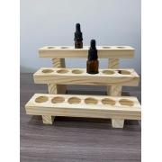 Porta óleo Madeira Pinus Modelo Escada