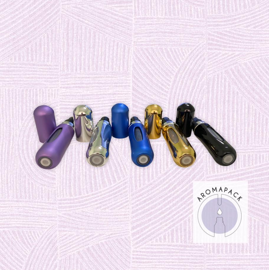 Mini Frasco Perfume Atomizador 5ml