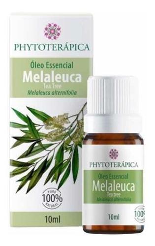 Óleo Essencial Melaleuca 10ml Phytoterápica
