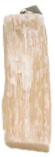 Pingente Pedra Bruta Selenita Laranja